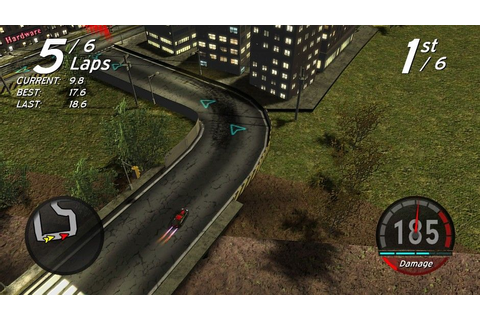 Little Racers STREET PC Galleries | GameWatcher