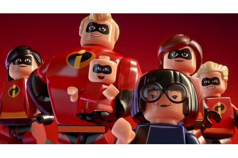 Lego The Incredibles Game Trailer Officially Revealed (VIDEO)