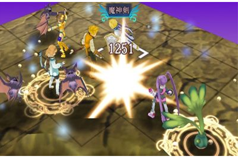 Tales of the World Tactics Union iPhone game - free ...