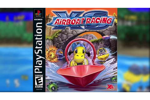 Track 3 - XS Airboat Racing (PS1 / Music) - YouTube