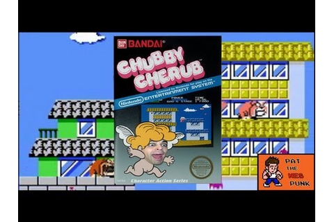 Chubby Cherub - Pat the NES Punk (Nintendo review) - YouTube
