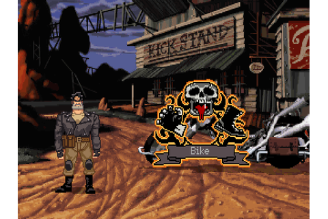 Download Full Throttle | DOS Games Archive