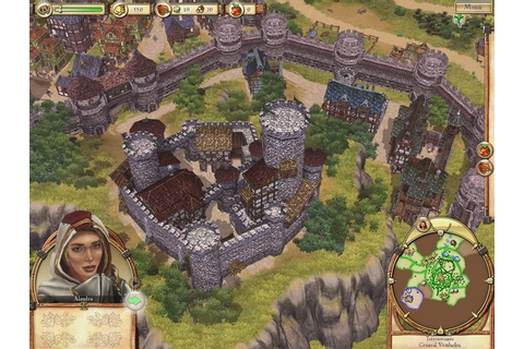 Are there any games where I can build my own medieval ...