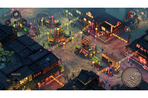 Shadow Tactics: Blades of the Shogun offers exceptional ...