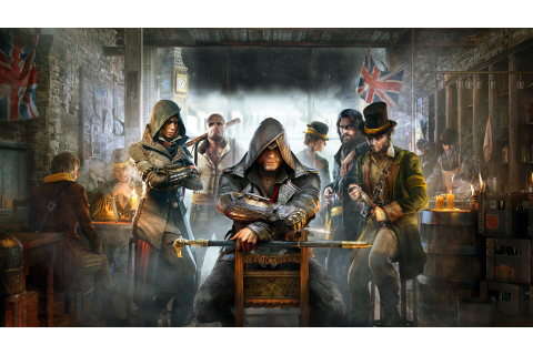 1920x1080 Assassins Creed Syndicate Game 2 Laptop Full HD ...