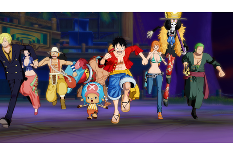One Piece: Unlimited World Red Review (PS3) - Nerd Reactor