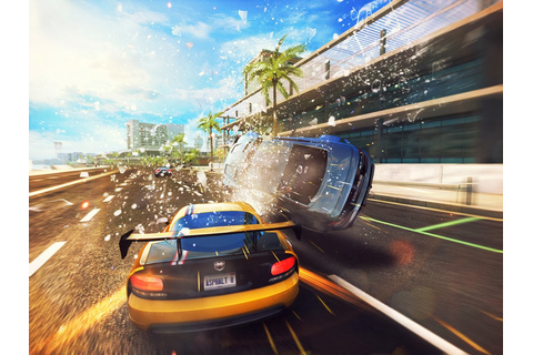 Asphalt 8 (Airborne) Android + i Phone Game Free Download ...