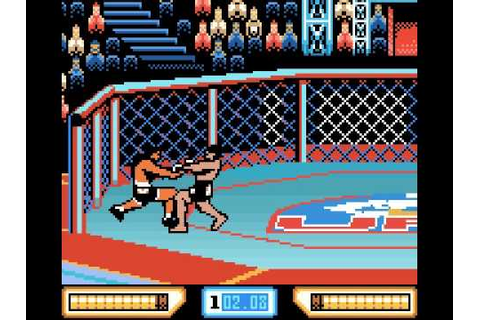 Ultimate Fighting Championship - Game Boy Color - YouTube