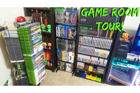 My Video Game Collection - 300+ Games, 22 Consoles, & More ...