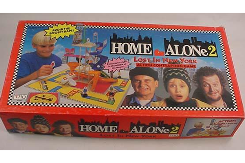 HOME ALONE 2 LOST IN NEW YORK ACTION CONTRAPTION G
