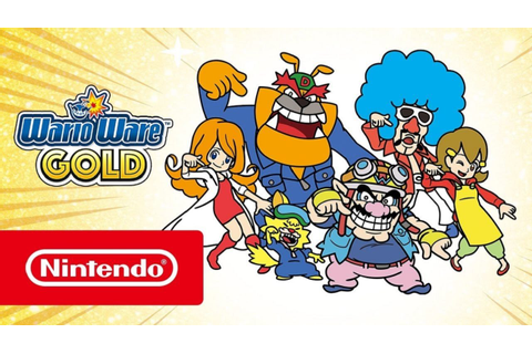 Review: WarioWare Gold (Nintendo 3DS)