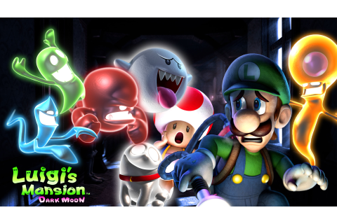 luigi's mansion 2 – My Nintendo News
