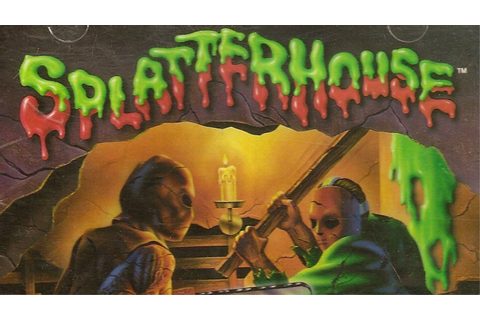 Let's Play Splatterhouse (Arcade): Complete Game - YouTube