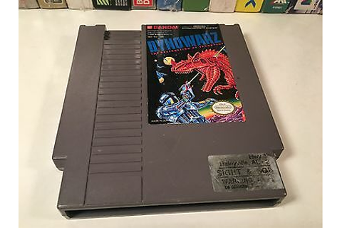 * Dynowarz The Destruction Of Spondylus Nintendo NES Video ...