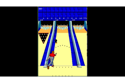 Alley Master (Arcade) - YouTube