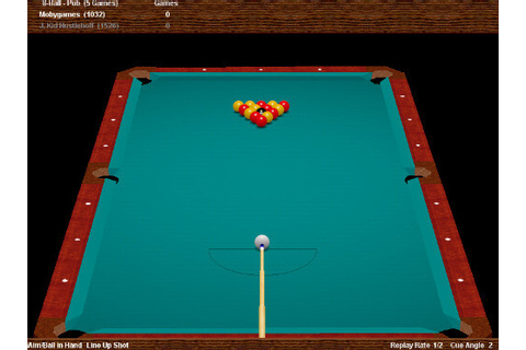 Virtual Pool Hall Free Download Full PC Game | Latest ...