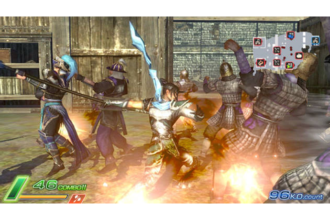 PS Vita to get its first demo – Dynasty Warriors Next ...