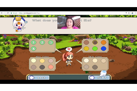 Prodigy Game: 1st Grade: Join Class - YouTube