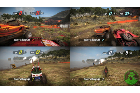 MotorStorm: Pacific Rift Screenshots, Pictures, Wallpapers ...