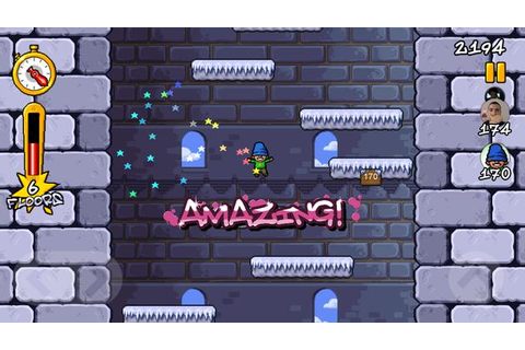 Icy Tower Retro for Android - APK Download