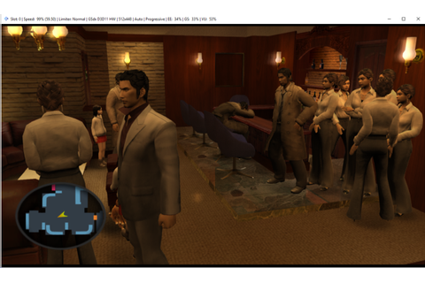 Yakuza Kenzan translation patch news — Yakuza 1 PS2 Undub ...