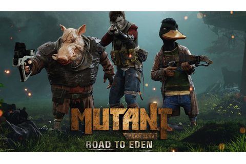 Mutant Year Zero: Hands On Impressions - PC World Australia