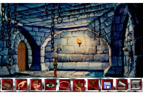 Download Curse of Enchantia adventure for DOS (1992 ...