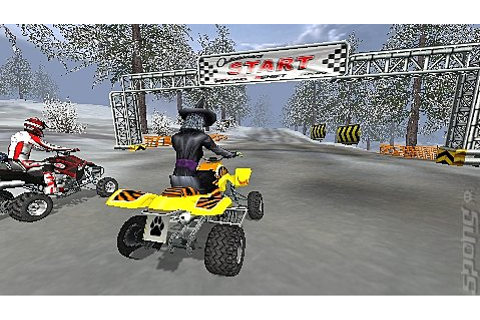 Screens: ATV Offroad Fury: Blazin' Trails - PSP (4 of 5)