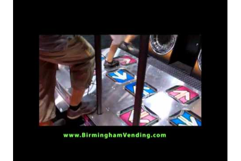 Konami Dance Dance Revolution X2 Arcade Game by Birmingham ...