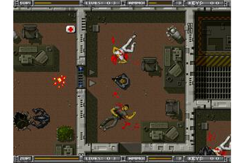 Alien Breed: Tower Assault Download (1994 Arcade action Game)