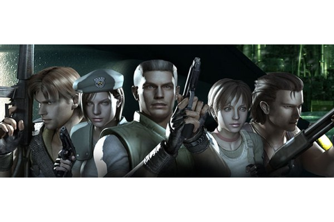 Resident Evil: The Umbrella Chronicles - 12 Cast Images ...