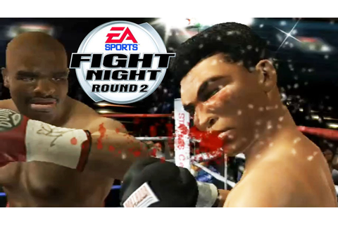 Fight Night Round 2 - Gameplay Original Xbox / Ps2 ...