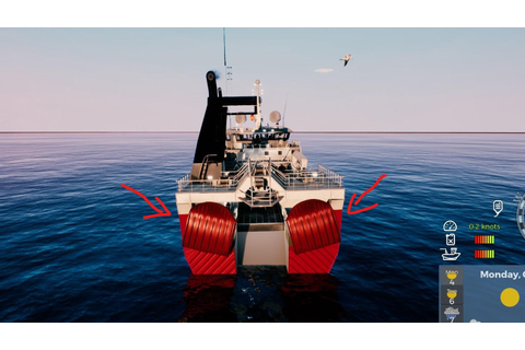Fishing: Barents Sea - Trawling Basics