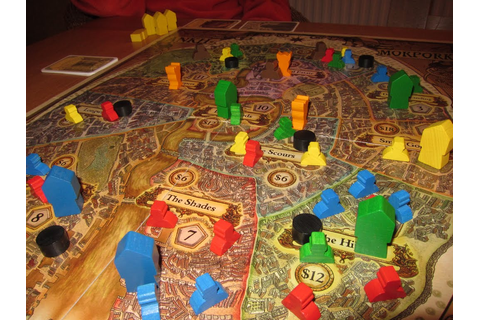 Kevin & Games: Review – Discworld: Ankh-Morpork