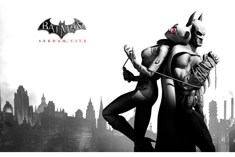 Batman Arkham City Game #4176048, 1920x1200 | All For Desktop