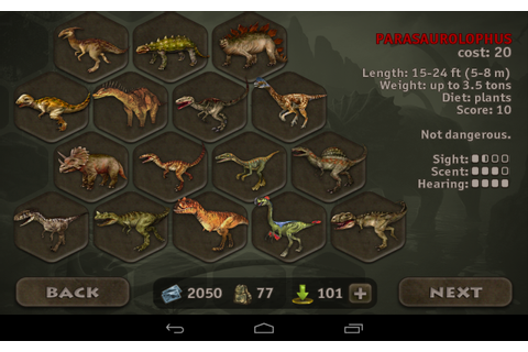 Carnivores: Dinosaur Hunter HD - Android Apps on Google Play