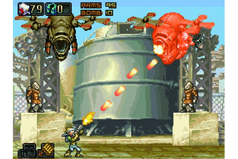 Commando: Steel Disaster - NDS - Review - GameZone