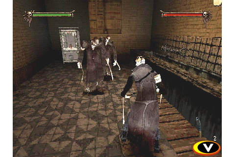 Download Nightmare Creatures II PSX ISO High Compressed ...