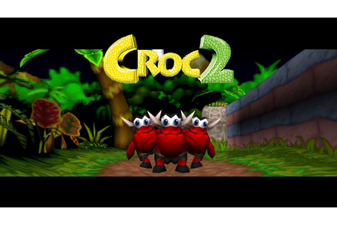 Croc 2 - Story/Game Intro (HD) (New Playthrough) - YouTube