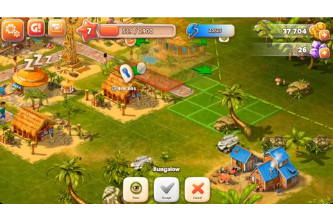 Paradise Island 2: Resort Sim by Game Insight