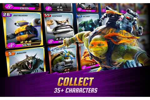 Ninja Turtles: Legends - Android Apps on Google Play