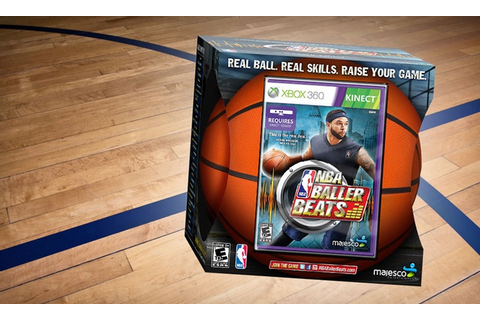 """NBA Baller Beats"" for Xbox 360 