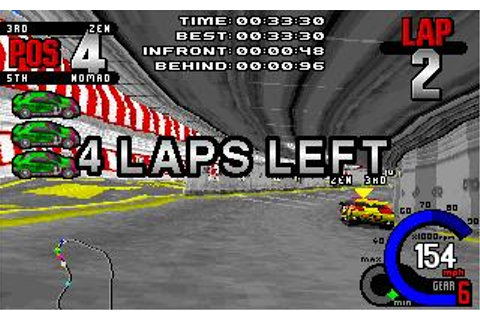 Fatal Racing (a.k.a. Whiplash) Download (1995 Simulation Game)