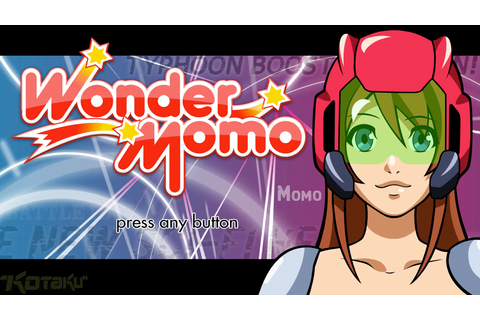 The New Wonder Momo Game Hurts Much Less Than The 1987 ...