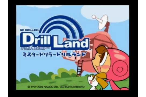 Mr. Driller Drill Land Intro *english sub* - YouTube