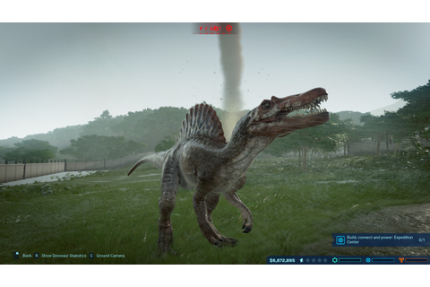 Jurassic World Evolution First DLC Expansion is Out This ...