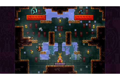 Games review: TowerFall Ascension and Dark World shoot ...