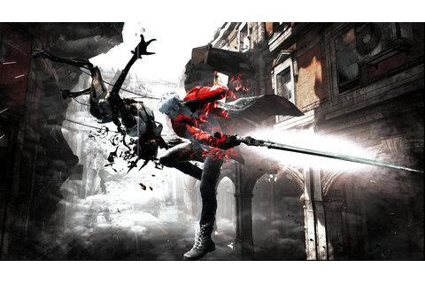 3D GAMES: DmC Devil May Cry 5 -DLC-Repack 4.89 GB