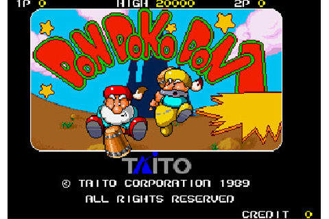 Don Doko Don Review for TurboDuo (1989) - Defunct Games