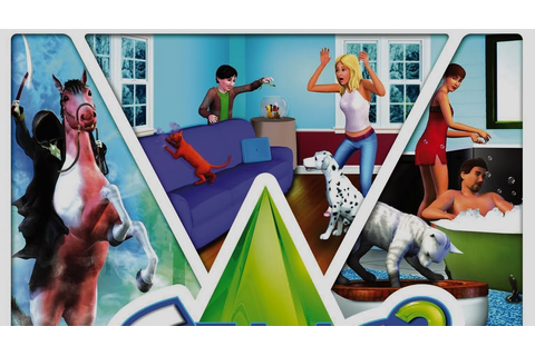 Les Sims 3 Animaux et Cie ~ Movies-City-Games